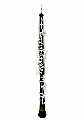 John Packer JP181 MKII Oboe C with Silver Plated keys