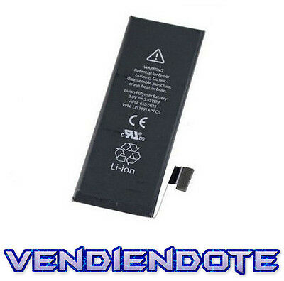 Bateria de Repuesto Original para iphone 5 Apple Interna 1440mAh 3.8V 616-0613