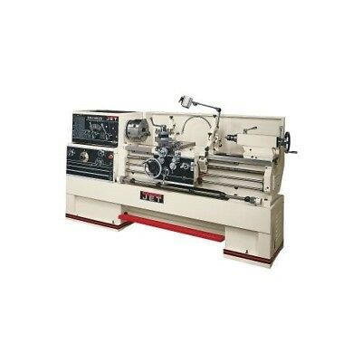 JET GH-1440ZX Lathe with 2-axis ACU-RITE DRO 200S Installed