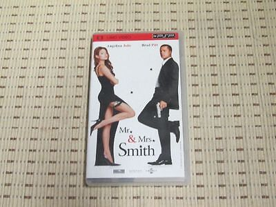Mr. & Mrs. Smith Film UMD für Sony PSP *OVP*