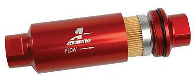 Aeromotive  10 Micron High-Flow Fuel Filter, 12301