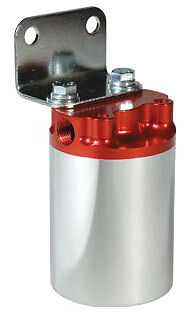 Aeromotive  Canister 10 Micron High-Flow Fuel Filter, 12308