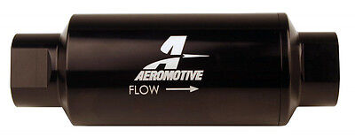 Aeromotive  In-Line Fuel Filter, 12346