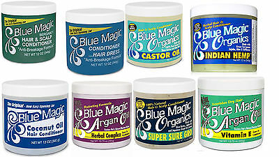 Blue Magic Hairstyles Hair Care Leave In Conditioner Products