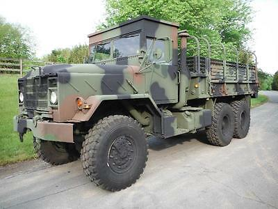 MILITARY M923 A2 TURBO ROPS TRUCK REBUILT 2011 m998 m936 monster super army