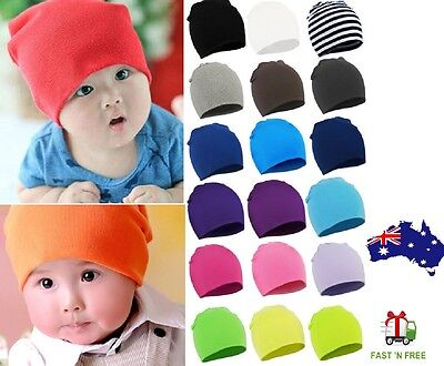 Baby Girl Boy Toddler Infant Kids Children Soft Cute Winter Knit Hat Beanies Cap