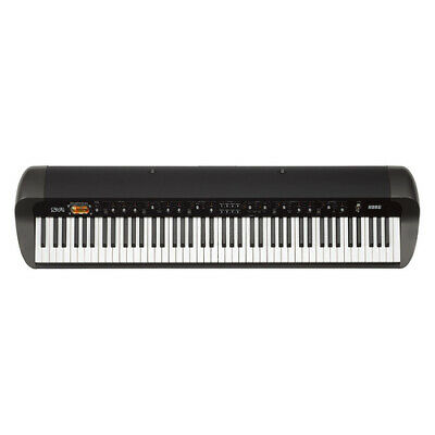 Korg SV-1 Stage Vintage Piano 88 Keys Electric Piano Keyboard SV1 Black