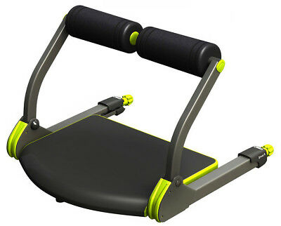 NEW Wonder Exercise Machine Smart Gym Fitness Light Home Body Core Machine