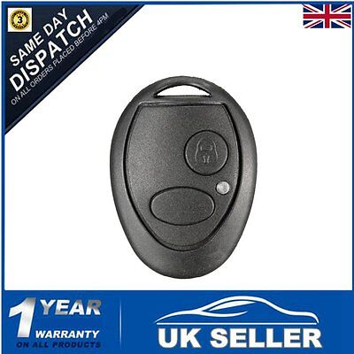 2 Button Remote Key FOB Shell Case Replacement For Land Rover Discovery 2 Repair