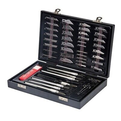 NEW 44 Piece Hobby Knife Set from Hobby Tools Australia