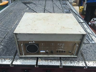 Ex MOD VHF FM Repeater Station, Ideal 2m Repeater Station, Twin ICOM Units