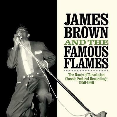 JAMES BROWN & FAMOUS FLAMES Roots Of Revolution NEW & SEALED 2X LP VINYL R&B