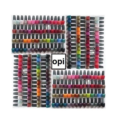 OPI Nail Polish FULL SIZE - All are brand new - you choose rare colors  htf