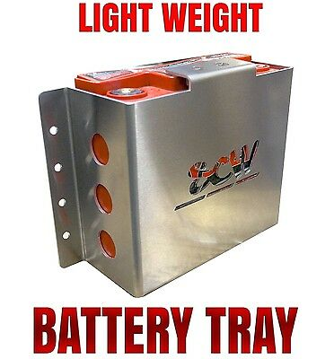 Odyssey PC680 Battery Tray 51814 & 51913 Hold Down Aluminum Racing Mount Kit