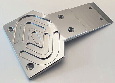 Baja Buggy Rovan HD Alloy Front Chassis Skid Plate Stiffener fit 5B 5T SC