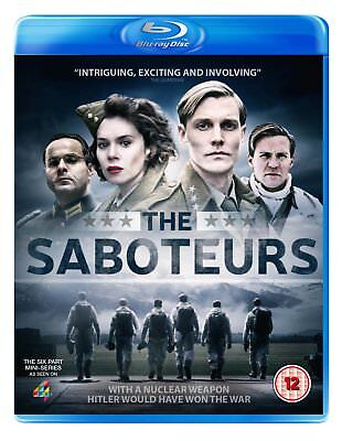 The Saboteurs The Complete Series (Blu Ray)