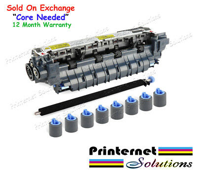 12 MONTH WARRANTY!!! CF064-67901 HP LJ 600 Series M601 M602 Maint Kit/  Exchange