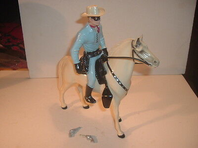 1960's Lone Ranger Hartland Statue & Horse Standing Version Complete #2