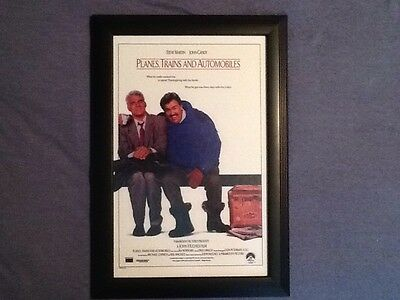 Planes, Trains And Automobiles Framed Mini Poster