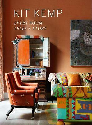 Every Room Tells a Story by Kit Kemp Hardcover Book (English)