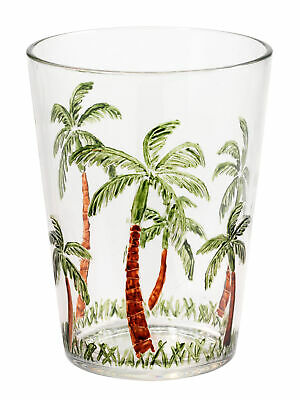 Merritt International 25400 Palm Tree Tumbler,No 25400,  Merritt International