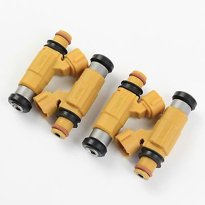 4x Fuel Injectors For Marine Yamaha F150 Outboard Four Stroke Mitsubishi CDH275