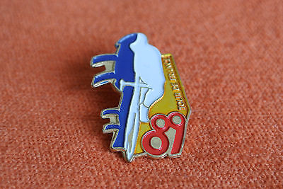 15358 Pin's Pins Velo Bike Tdf Le Tour De France 1989
