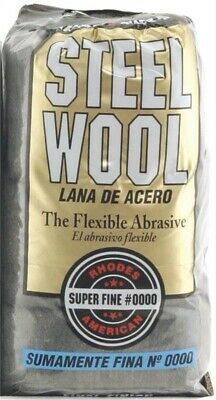 Superfine Steelwool Pad,No 106600-06,  Homax Products