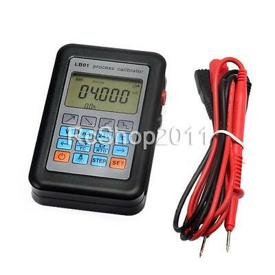 Thermocouple Current Voltmeter signal generator source process calibrator 4-20mA