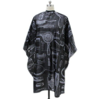 New Adult Salon Barbers Hairdressing Hairdresser Hair Cutting Cape Gown Clothes