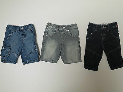 Boys shorts trousers ex store M & S Baby 12 18 months 2 3 4 5 6 years S/S 2015
