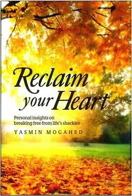 Reclaim Your Heart by Yasmin Mogahed Best Selling Islamic Muslim Book Gift Ideas