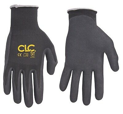 2038m Gloves Safety T-Touch Me,No 2038M,  CUSTOM LEATHERCRAFT