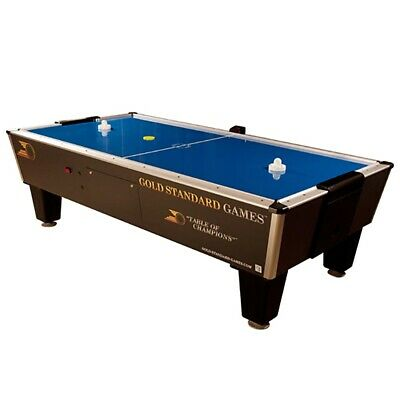 Gold Standard Games Tournament Pro Home Air Hockey Table