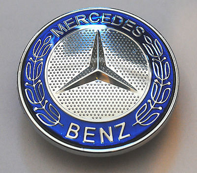 Fiat punto mk2 1999 2003 hood bonnet logo badge emblem for Mercedes benz bonnet badge