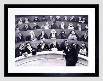 """PAINTING CANON AFRICAN MONKEY JURY SESSION 12x16 /"""" POSTER ART PRINT HP3206"""