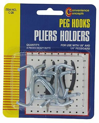 Convenience Concepts Sc-28 Pegboard Pliers Holder,No SC-28