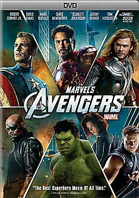 Marvel's the Avengers - DVD Region 1 Free Shipping!