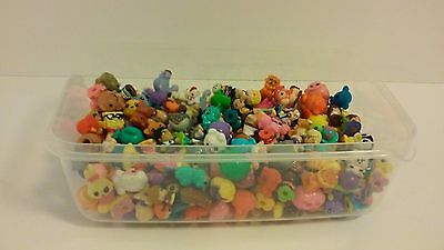Squinkies - 1 Lot of 15 Random Selection Bubbles not Included EUC