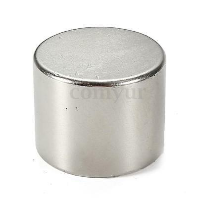 Industrial Usage N50 Grade Strong Round Disc Magnet Rare Earth Neodymium 25x20mm