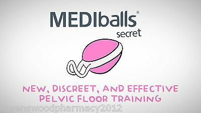 MEDIballs Secret Medi Balls ::SINGLE:: Pelvic Floor Training Ball - TGA Approved