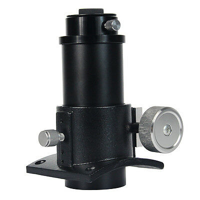 "Fully Metal Astronomy Telescope Reflector Type 1.25"" Focuser for Eyepieces Black"
