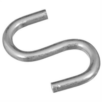 National #N273-417 1-1/2 HVY Open S Hook,No N273-417,  National Mfg Co,PK50