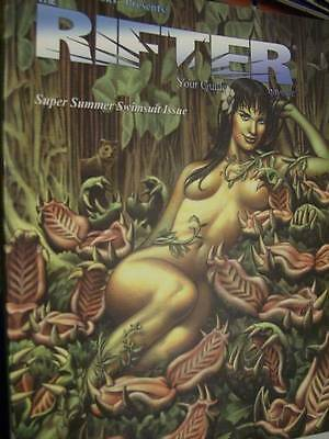 Rifter Super Summer Swimsuit Issue Roleplaying Sourcebook #39- 20 Femme Fatales