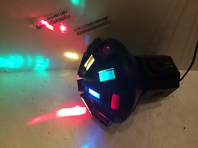 LYTE QUEST PRO. Shooting sound activated lights Model LQ-430 USED! DAZED!