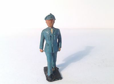 Crescent Royal Airforce Officer Also Used As Dan Dare Figure  (ref Or 726)