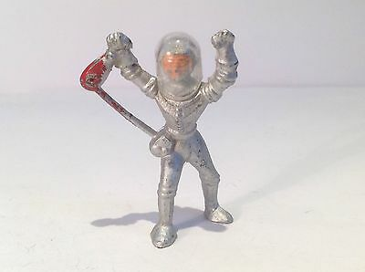 Cherilea Spaceman standing Arms Up. (ref Or 959) With Helmet