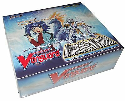 CARDFIGHT VANGUARD: 1 BOX DISCESA DEL RE DEI CAVALIERI in ITALIANO