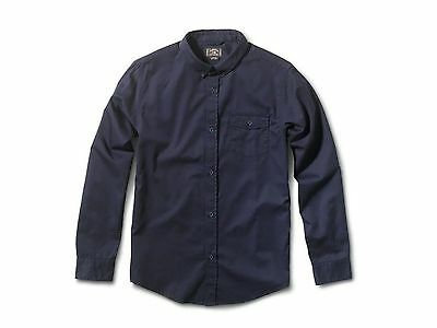 fourstar Kennedy Brushed Twill LS Shirt Small