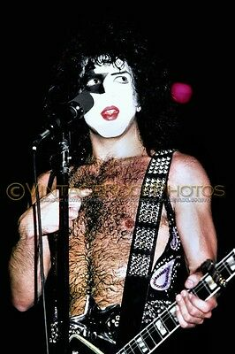 Paul Stanley KISS Photo 8x12 or 8x10 inch Live 1979 Dynasty Tour Concert Print 4